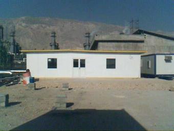 ساختمان های پیش ساخته